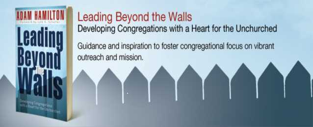 Cover of Leading Beyond the Walls