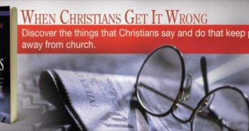 Cover of When Christians Get it Wrong