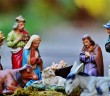 Stock photo of a nativity set