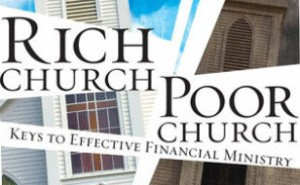 Cover of Rich Church Poor Church