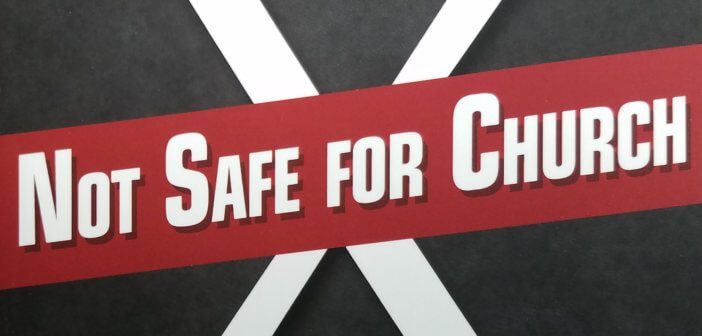 Not Safe for Church cover image