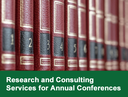 Research and Consulting Services for Annual Conferences