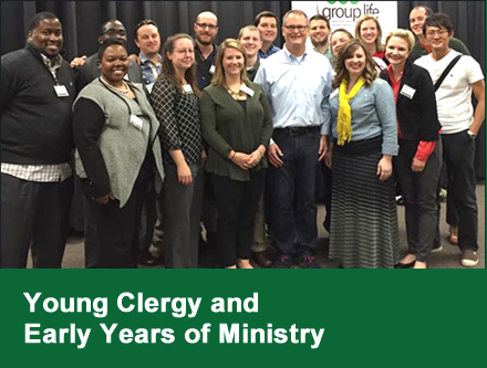 Young Clergy and Early Years of Ministry