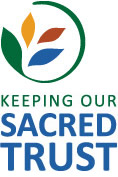 Logo for Keeping Our Sacred Trust