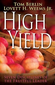 High Yield book cover