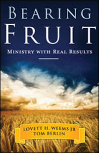 Bearing Fruit book cover