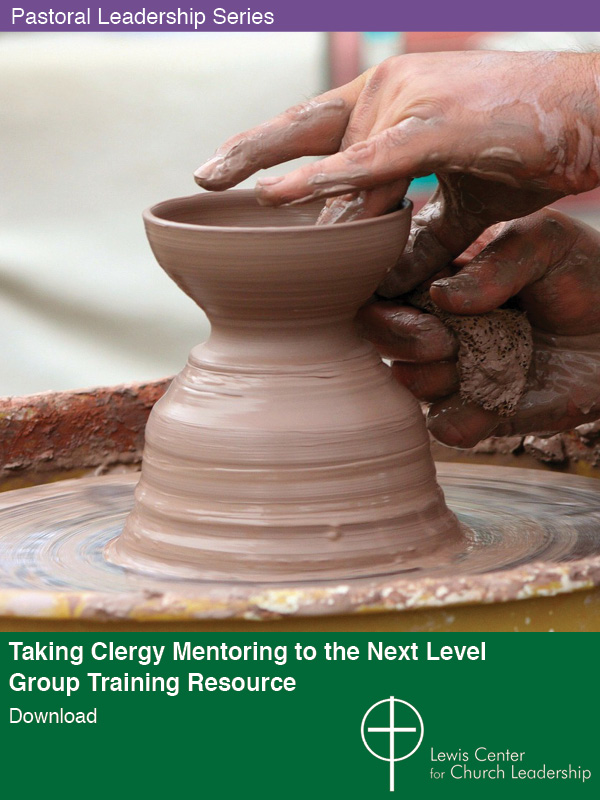 Taking Clergy Mentoring to the Next Level: Group Training cover