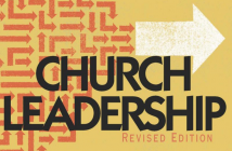 Church Leadership graphic with arrows