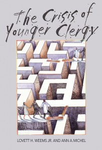 Crisis of Younger Clergy book cover