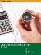 Developing Your Operating Budget cover