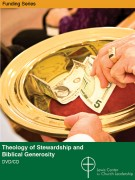 Theology Of Stewardship And Biblical Generosity cover