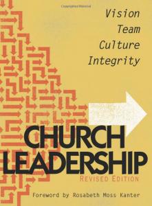 Church Leadership cover