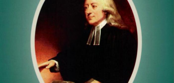 Painting of John Wesley
