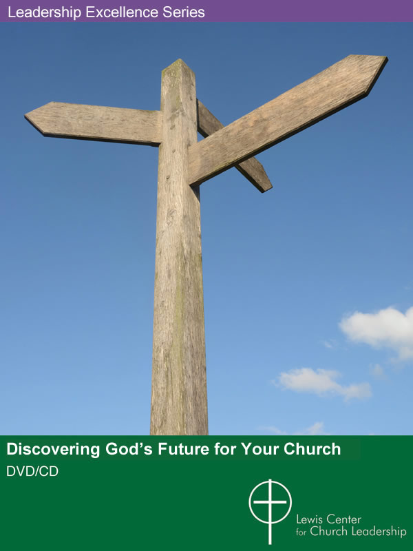 Discovering God's Future for Your Church — DVD/CD