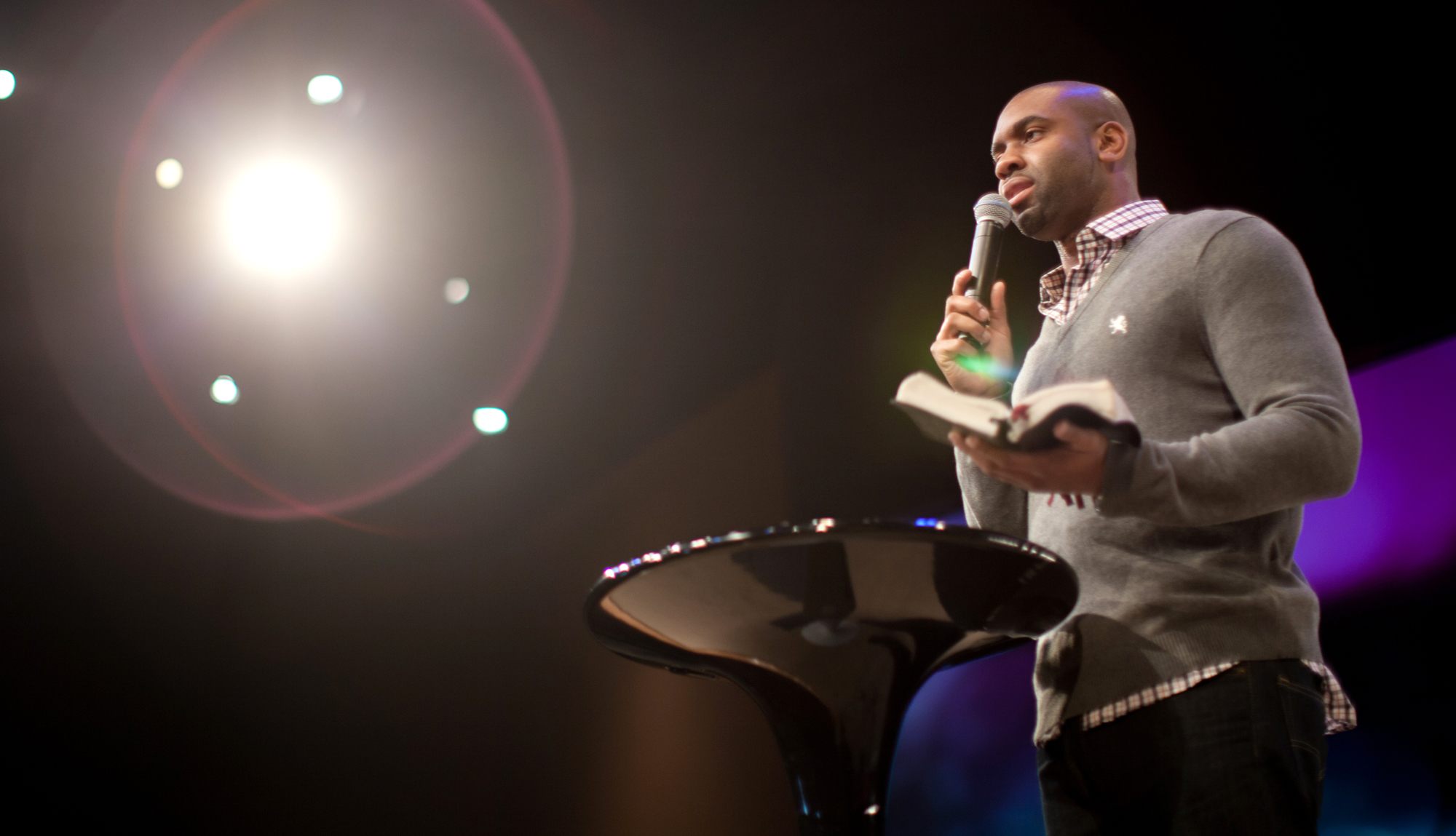 10 Things Great Preachers Do Differently - Lewis Center for