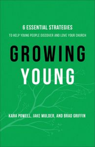 Cover of Growing Young