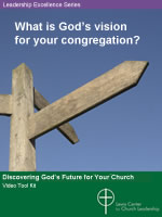 What is God's vision for your congregation?