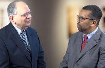 Dr. Lovett H. Weems, Jr., and Rev. Dr. F. Douglas Powe, Jr.