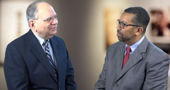 Dr. Lovett H. Weems, Jr., and Rev. Dr. F. Douglas Powe, Jr.