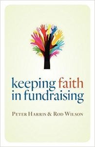 Cover of Keeping Faith in Fundraising