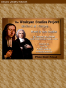 The Wesleyan Studies Project: Methodist History (front cover)