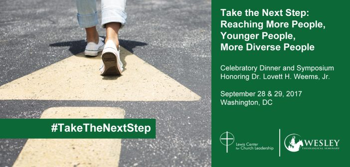 Take the Next Step: Reaching More People, Younger People, More Diverse People