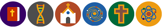Science and Religion icons