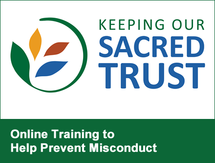 Keeping Our Sacred Trust