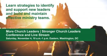 """More Church Leaders 