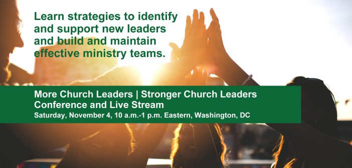 """""""More Church Leaders 