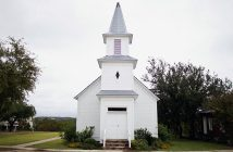 Photo of a small church