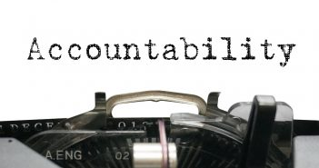 Accountability graphic