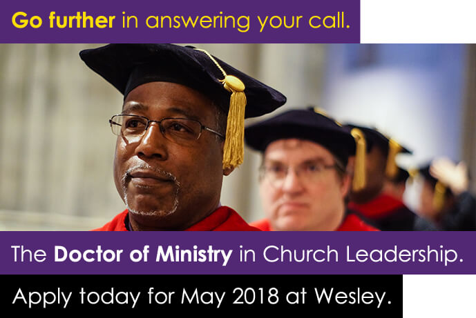 Doctor of Ministry in Church Leadership Excellence