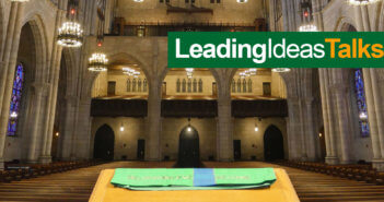 Leading Ideas Talks Podcast -- Leading a Historic Congregation