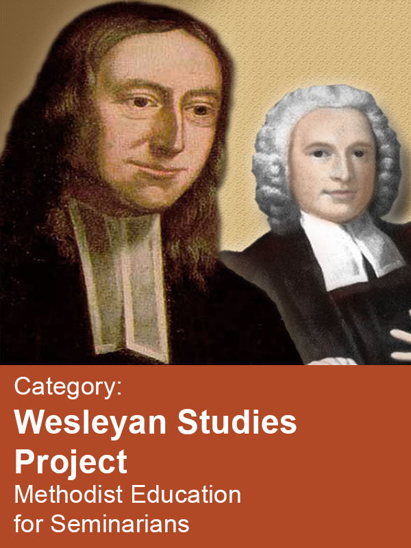 Category: Wesleyan Studies Project
