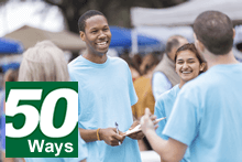 50 Ways to Take Church to the Community