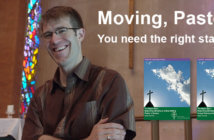 Moving, Pastor? You need the right start.