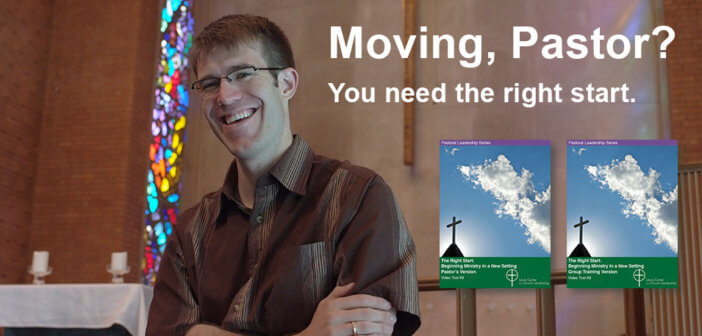 """The Right Start: Beginning Ministry in a New Setting"" Video Tool Kit"