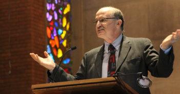 Sam Marullo preaching
