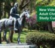 John Wesley on horseback statue