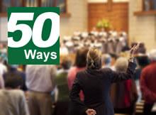 50 Ways to Increase Worship Attendance