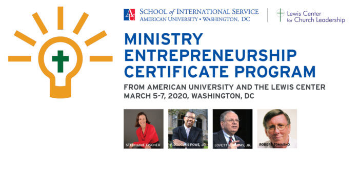 Ministry Entrepreneurship Certificate Program