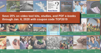 Save 25% with coupon code TOP2019 through January 6
