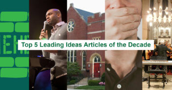 Top 5 Leading Ideas Articles of the Decade