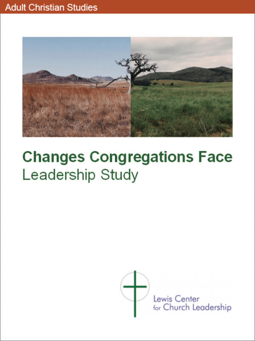 Changes Congregations Face Leadership Study