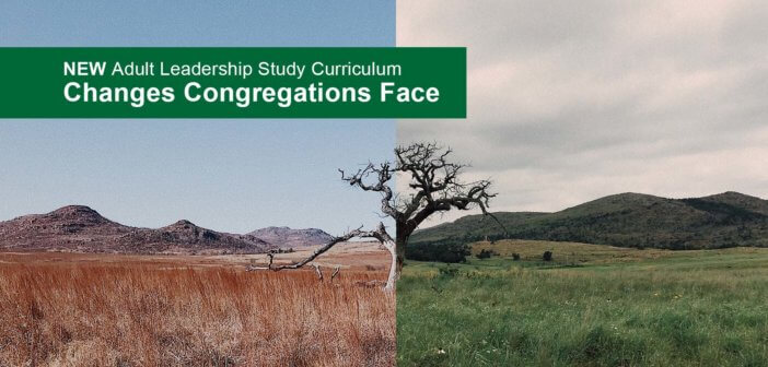 """Changes Congregations Face"" Leadership Study"