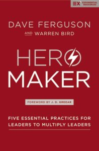 Book Cover - Hero Maker