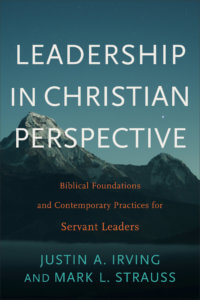 Leadership in Christian Perspective book cover