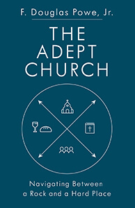 The Adept Church book cover