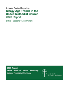 Download the Clergy Age Trends in the UMC, 1985-2020 report